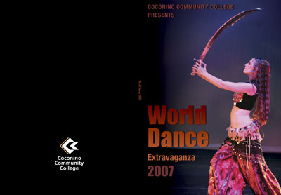 World Dance DVD cover